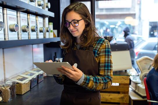 Gen Z workers are great multitaskers, making retail task management easier.